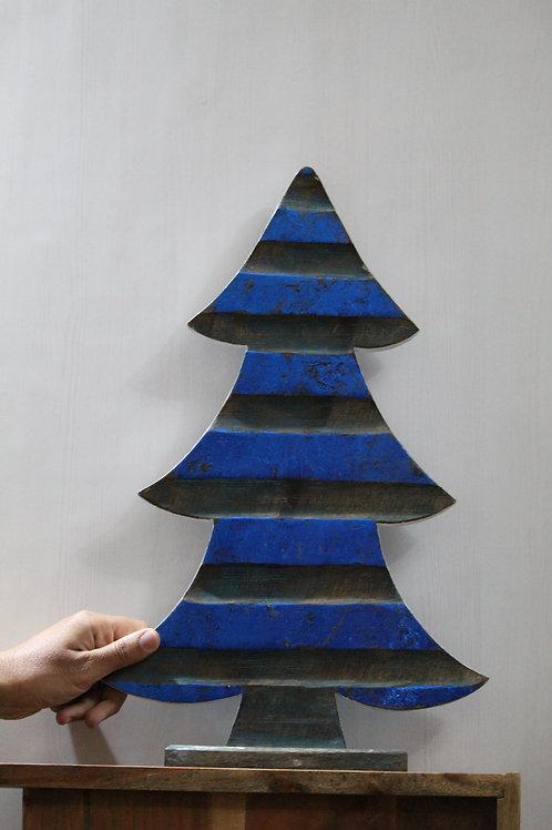 Kotsa Sustainable Home Decor Christmas Tree   Recycled X-mas Tree   Handmade K58