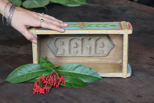 Handicraft Jwellery Box | Wooden Watch Case Box For Home Decor | K84