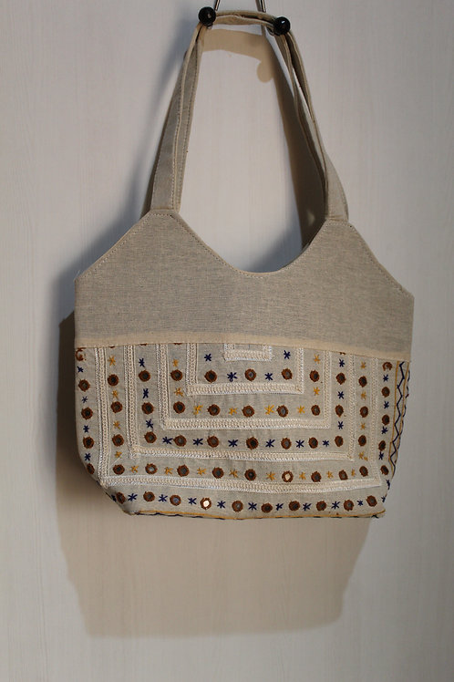 Kotsa Handmade Shoulder Boho Bags   Kotsa Gypsy Bag   Tribal Bag   KSB07