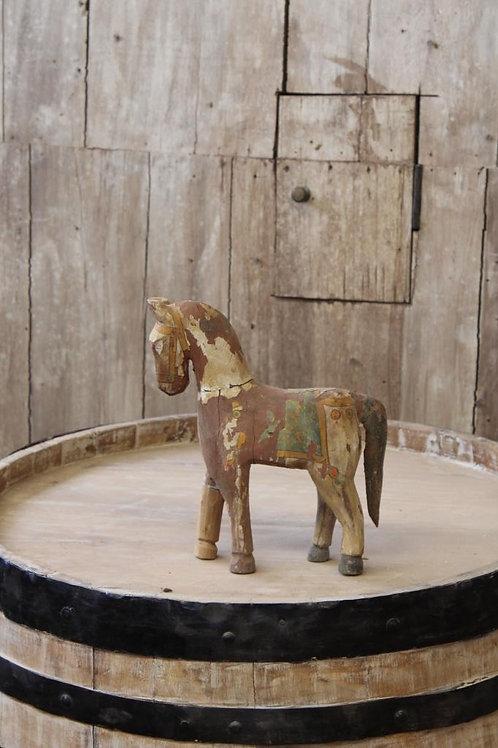 Kotsa Vintage Rusted Horse | Unique Rusted Horse Decor | Living Room Decor  K31