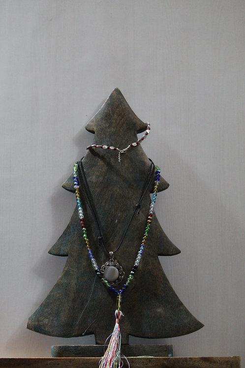 Kotsa Sustainable Home Decor Christmas Tree | Recycled X-mas Tree | Handmade K60