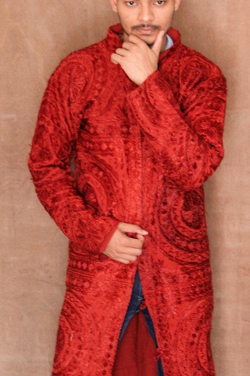 Kotsa Reversible kantha Jacket | Unisex Jacket | Gypsy Jacket | KVJ07