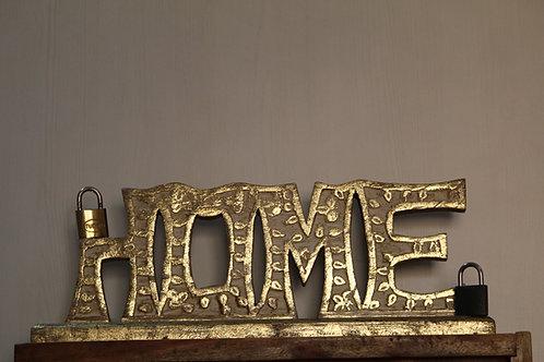 Kotsa Indian Vintage Unique Home Decor | Living Room Decor Golden Showpiece