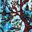 Thumbnail: Kotsa Cotton Single Mandala Bedsheets   Tree Of Life    Handmade   B08