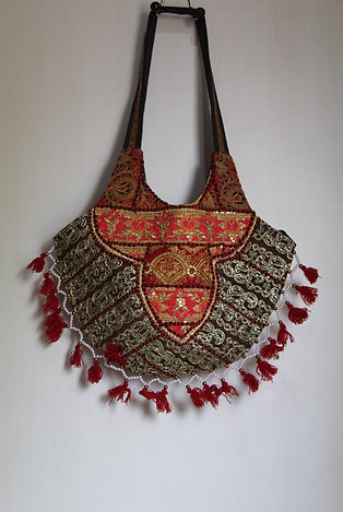Handmade Shoulder Boho Bags Kotsa Gypsy Bag Tribal