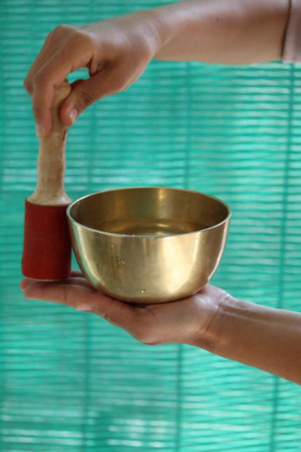 Kotsa Water Therapy Singing Bowl   Chakra Healing singing bowl   Handmade KSB13S