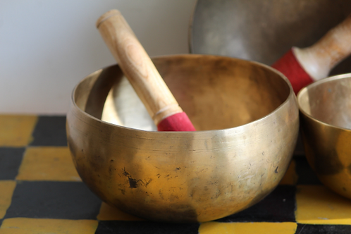 Kotsa Water Therapy Singing Bowl | Chakra Healing singing bowl | KSB13L