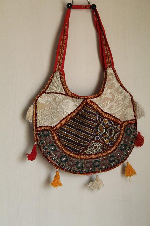 Kotsa Handmade Shoulder Boho Bags | Kotsa Gypsy Bag | Tribal Bag | KSB02