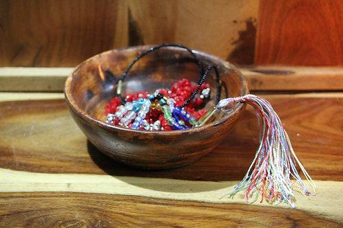 Kotsa Indian Vintage Unique Kitchen Bowl | Wooden Bowl For Kitchen
