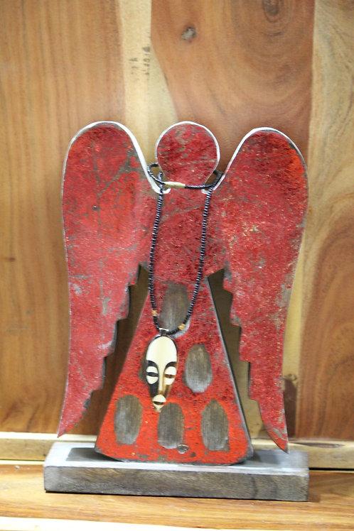Kotsa Angel Wing Handmade Home Decor | Sustainable Wooden Angel Wing Decor K40