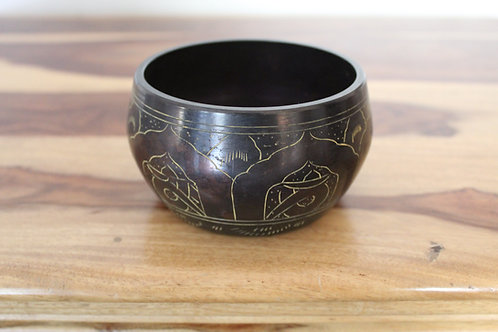 Kotsa singing bowl | Chakra singing bowl | Handmade Bowl | Tibetan KVB05