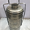 Thumbnail: Handicraft Old Real Antique Handmade German Silver Tiffin | Food Container | K85