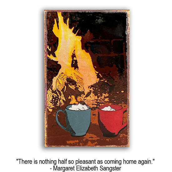 258 - Fireside