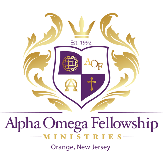 Alpha Omega Fellowship logo