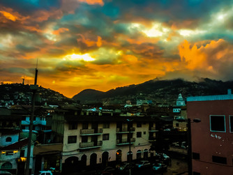 MyEcuadorian love affair