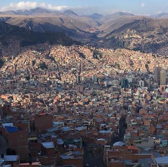 Bolivia, Salt Flats and Death Roads