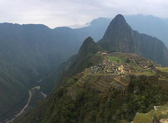 Machu Picchu Magnificence