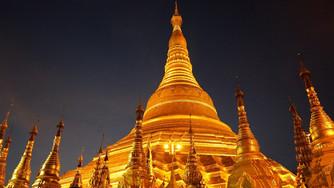 Yangon to Mandalay. Welcome to Myanmar!