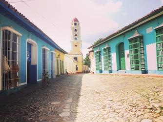 The sleepy city of Trinidad