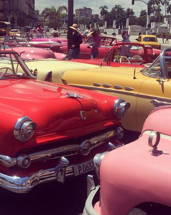 Havana, a salsa step into a time forgot