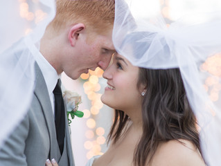 Joshua + Rebecca   Backyard Wedding   Palm Coast, FL