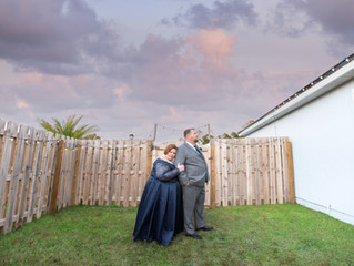 Parks Vow Renewal | Family Home | Palm Coast, FL