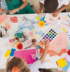 Kids Art Club Suzanne Stewart Art