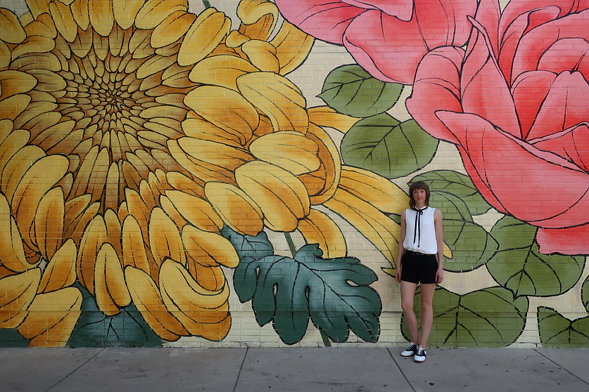 suzanne-stewart-flower-wall-southport-pi