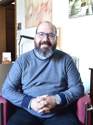 DON LUCA ALBERTINI DIRETTORE CASA SAN GIOVANNI SEMINARIO MAGGIORE VERONA