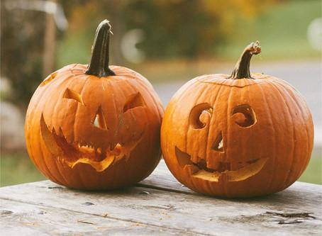 Halloween Pumpkin Carving & Trail October 2020