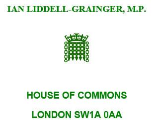 GET BRITAIN GARDENING, SAYS MP
