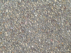Charcoal Exposed Aggregate