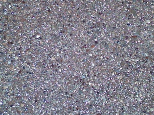 Coral Buff Exposed Aggregate