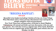 "Jump in on our ""Regina Raffle"""
