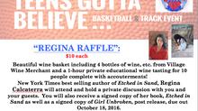 "Jump in on our ""Regina Raffle"""