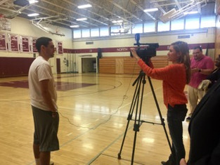 Be Sure to Watch Fox5 News tonight, April 1 at 5pm!