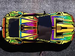 Riolu Yellow-Rainbow