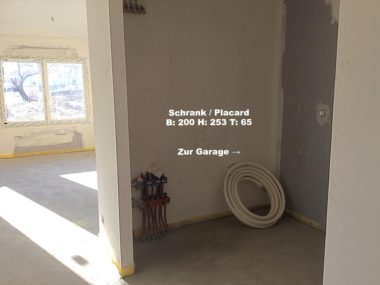 Schrank Garage. Great Ca B X T X Cm Farbe Silber Schwarz Gnstig ...
