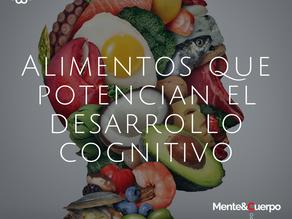 Alimentos para el desarrollo cognitivo
