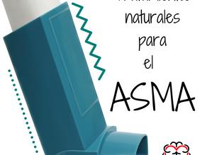 Tratamientos naturales para el asma