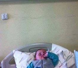 Mustafa Bebek Ameliyat Oluyor.
