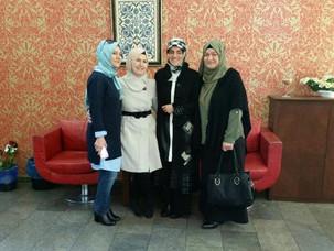 UETD Kadın Kolları Başkanları Toplantısı.