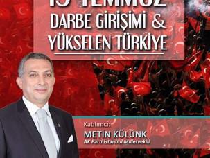 15 Darbe girişimi ve Yükselen Türkiye