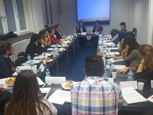 """Workshop: """"Genç Müslümanlar ve Medya"""""""