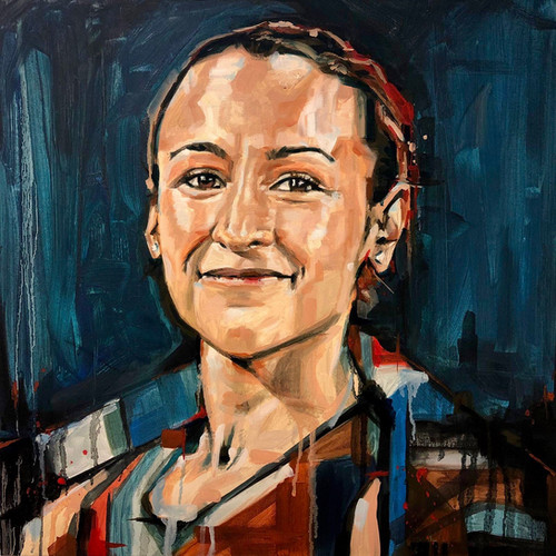 Jessica Ennis, for LoxleyArts