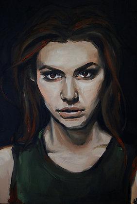 'Homemaker' Oil Painting