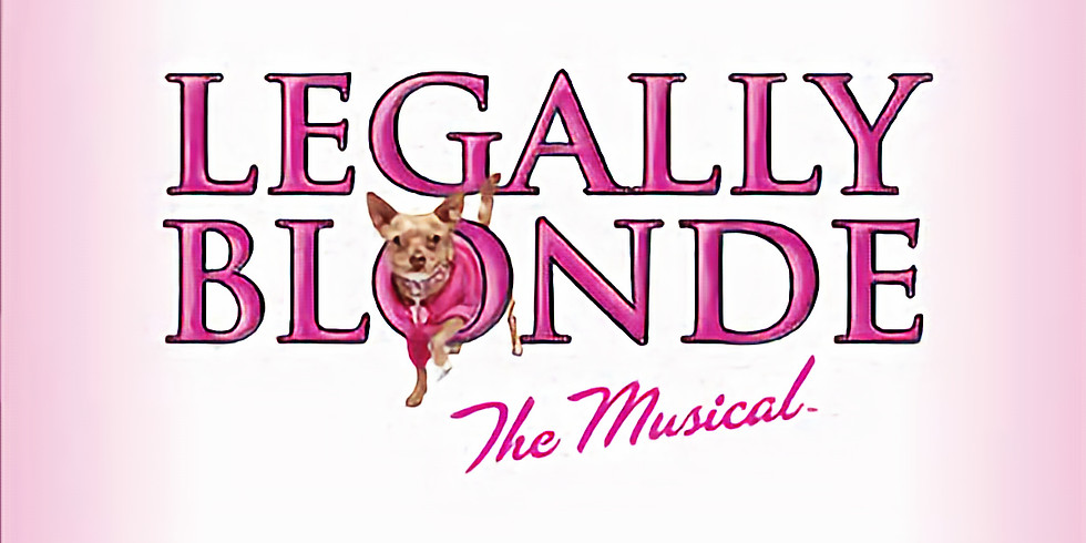 "MONDAY Pre-Professional Musical Theatre (Gr 7-Young Adult). Be in ""Legally Blonde: The Musical"" (1)"