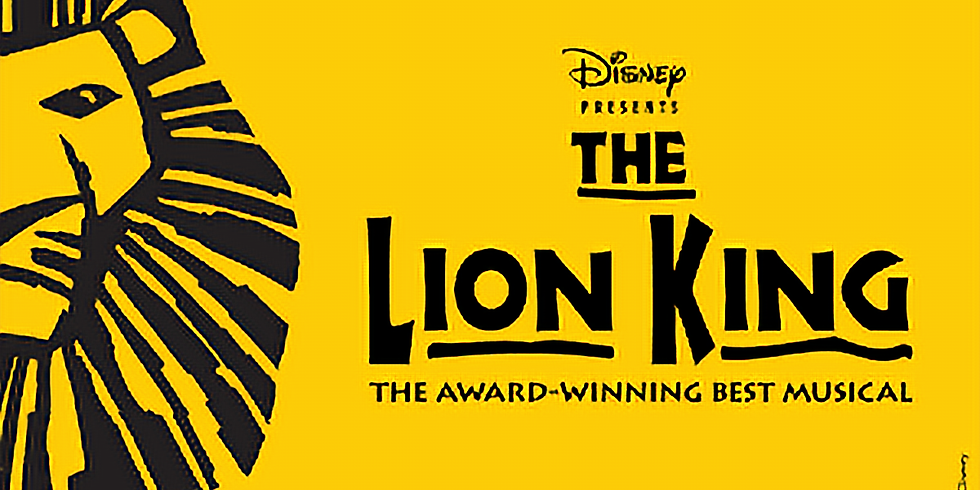 """MONDAY Junior Musical Theatre (Grades P-6) - Be in """"The Lion King: The Musical!"""" (1)"""