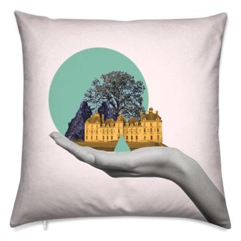 Luxury Bespoke Cushion, Palm House