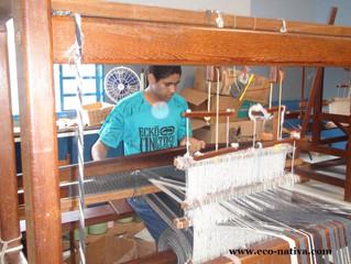 Tecelagem artesanal